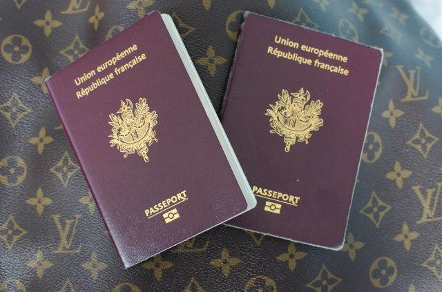 Vuitton Passeports